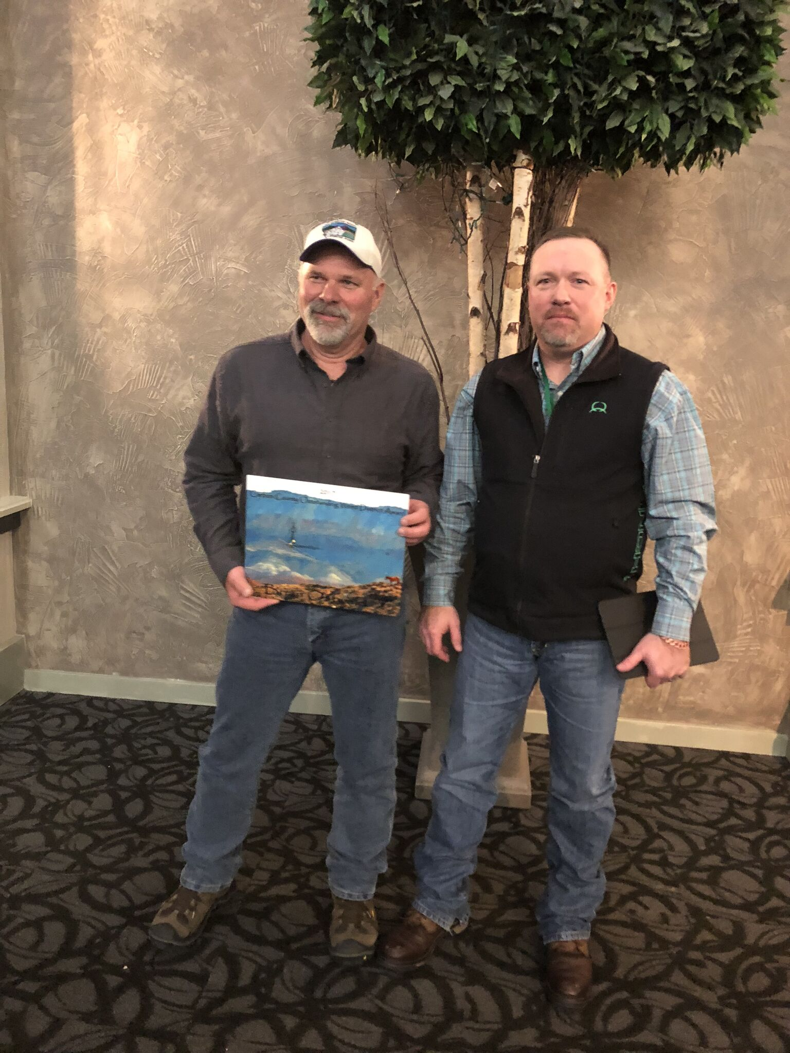 Ostwald weed district of year